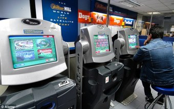online gambling machines